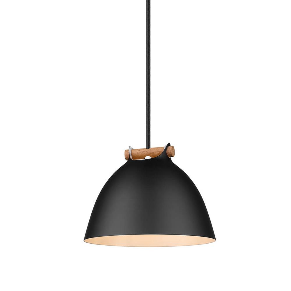 Århus pendel Ø18cm sort