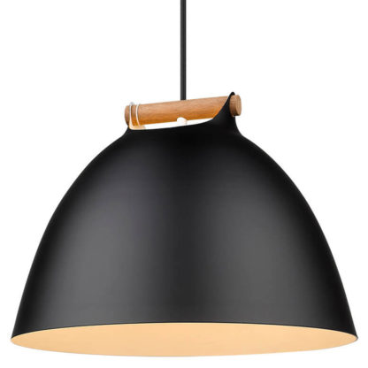 Århus pendel Ø40cm sort