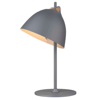 Århus bordlampe Ø18cm grå