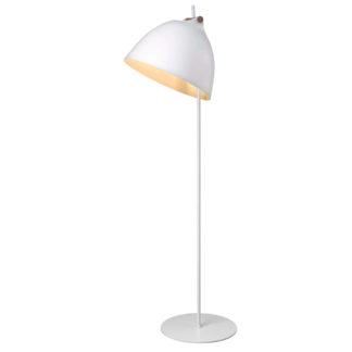 Århus gulvlampe Ø40cm hvit