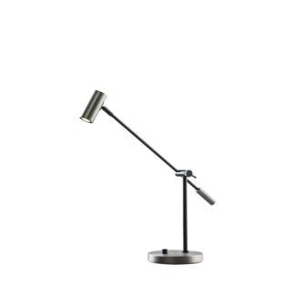 Cato bordlampe LED oxidgrå dimbar