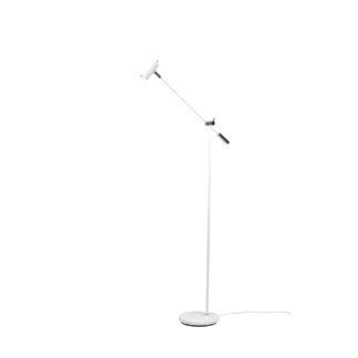 Cato gulvlampe LED hvit
