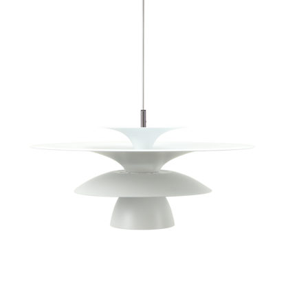 Picasso LED matthvit Ø50