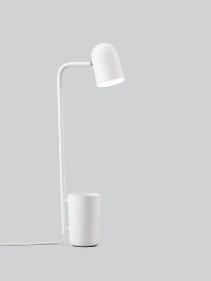 Buddy bordlampe white