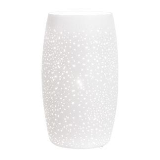 Colby bordlampe hvit