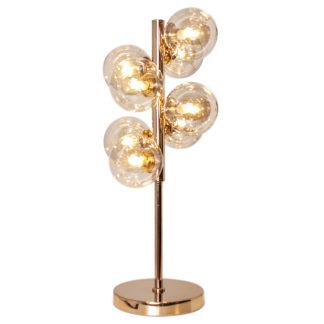 Splendor bordlampe amber