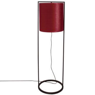 Vieste gulvlampe rød
