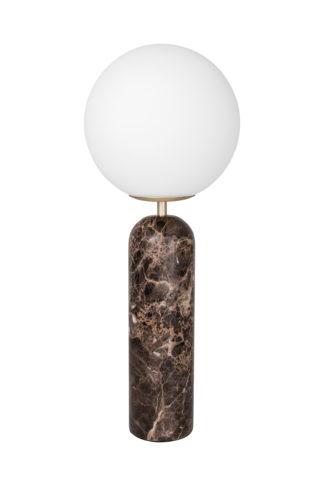Torrano bordlampe brun