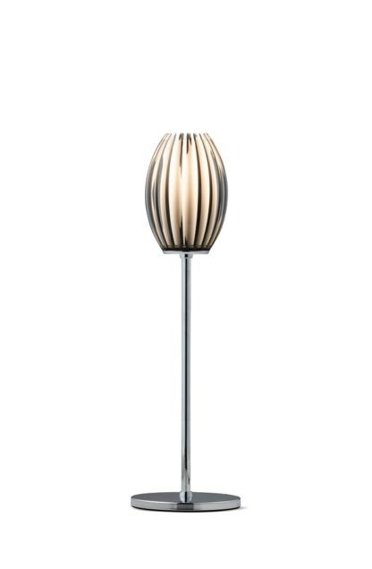 Tentacle bordlampe 50cm røkfarget