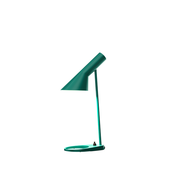 AJ mini bordlampe dark green