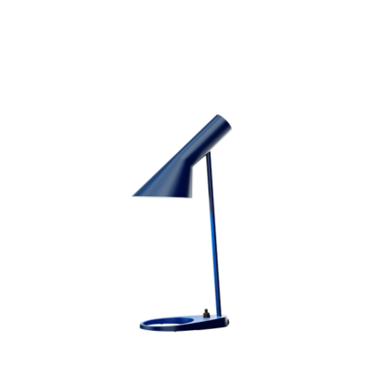 AJ mini bordlampe midnight blue