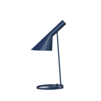 AJ bordlampe midnight blue