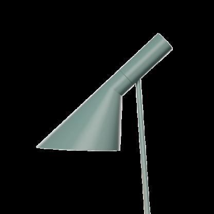 AJ bordlampe pale petroleum