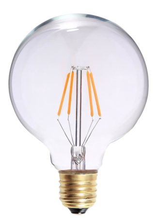 Edison LED globe 125mm