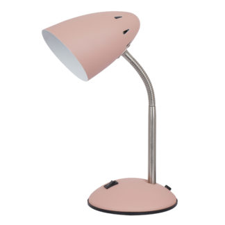 Andora bordlampe rosa