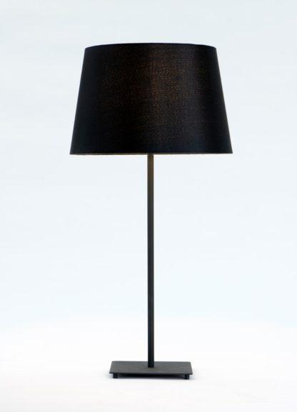 Tommy bordlampe sort m/skjerm