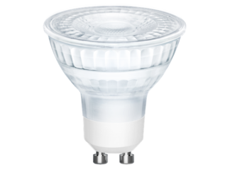 LED GU10 glass 4W