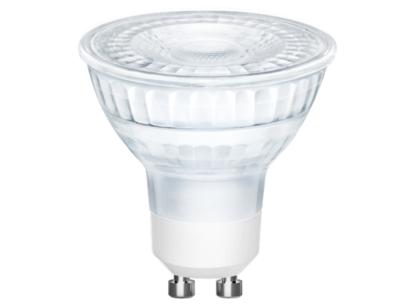 LED GU10 glass 4W