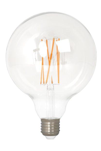 LED Globe 125mm klar 4W