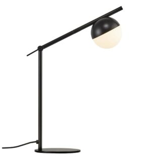 Contina bordlampe sort