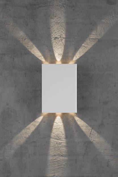 Fold 15 hvit IP54