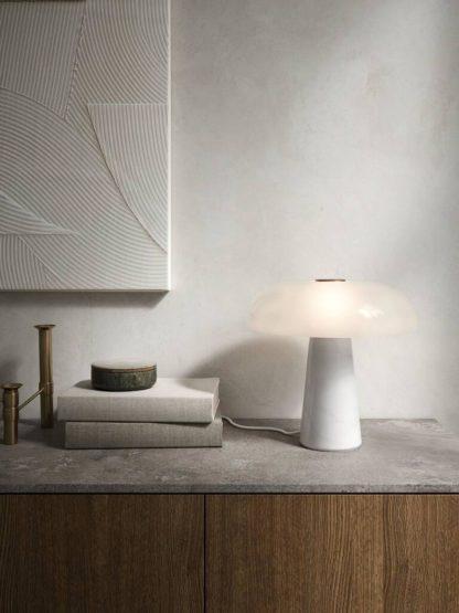 Glossy bordlampe