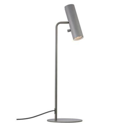 MIB6 bordlampe grå