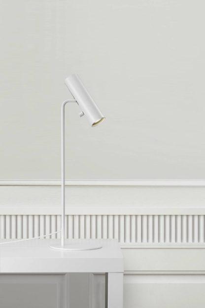 MIB6 bordlampe hvit