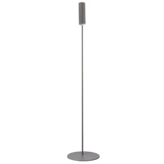 MIB6 gulvlampe grå