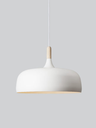 Acorn hvit