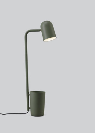 Buddy bordlampe dark green