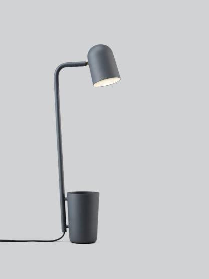 Buddy bordlampe dark grey
