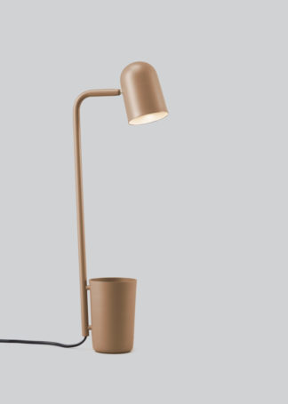 Buddy bordlampe warm beige