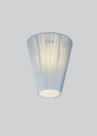 Oslo Wood shade light blue