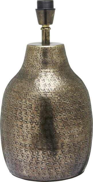 Humphrey lampefot bronse u/skjerm