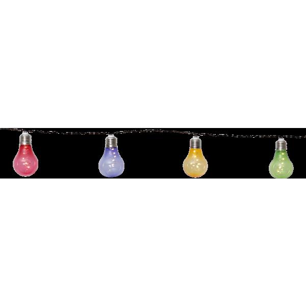 Glow solcelle-lysslynge IP44
