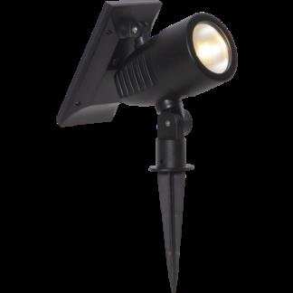 Powershot solcelle-spotlight IP44