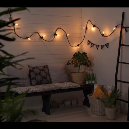 Star Decoration LED soft glow E27 2,3W