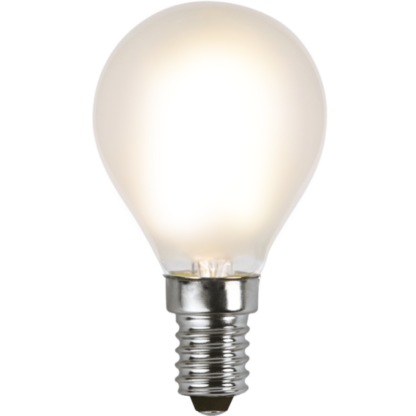 LED Frosted Filament E14 1,8W