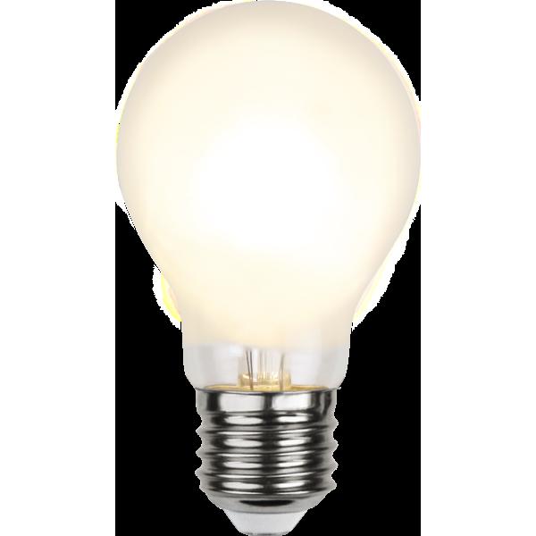 Illumination LED frosted E27 5W