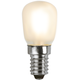 Illumination LED frosted filament E14 1,3W